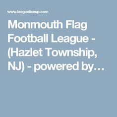 Monmouth Flag Football League - (Hazlet Township, NJ) - powered by…