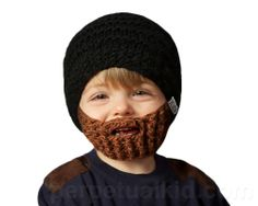 BEARD HAT FOR KIDS- $30.99 just ordered one- lol! from perpetual kid.com