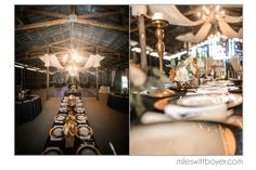 Vintage Wedding Decor. Barn Wedding