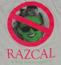 Vintage Razcal Soda T-Shirt