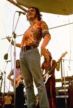 Joe Cocker at Woodstock!