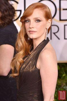 Jessica-Chastain-2015-Golden-Globe-Awards-Red-Carpet-Fashion-Tom-LOrenzo-Site-TLO (4)