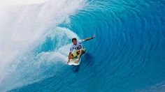 Taj Burrow has announced his retirement from competitive surfing. We look back at Taj's career, and what makes him one of the best of all time. Beautiful Facebook Cover Photos, End Of An Era, Surfs Up, Island Life, Retirement, All About Time, Surfing, Waves, Beach