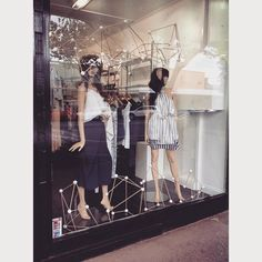 Loving our new window display! Thanks so much @ashleighoy by mixitupboutique
