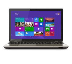 Toshiba Satellite P55T-B5262 15.6-Inch Touchscreen Laptop. Intel Core i7-4710HQ Processor (6M Cache, up to 3.5 GHz) with Intel Turbo Boost Technology 2.0. 12 GB DIMM RAM; 1 TB 5400 rpm Hard Drive. 15.6-Inch Ultra HD 4K Touch Display with 3840x2160 Resolution. AMD Radeon R9 M265X Graphics. Windows 8.1, 3.0-hour battery life.