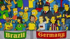 Os Simpsons sabendo das coisas desde 1989.