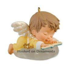 2010 Marys Angels Hallmark Keepsake Ornament at Hooked on Hallmark Ornaments