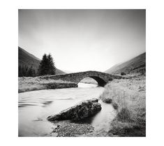 Carr Bridge – the old bridge – Scotland by Dave Conner