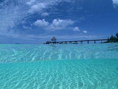 Seven Mile Beach, Grand Cayman.