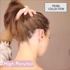 This handmade comb is the newest, hottest hair accessory in the market today! You deserve to feel like a queen. This Magic Hair Comb helps style your glorious tresses and revamp your look while securing your hair firmly in place. It doesn't matter Up Hairstyles, Braided Hairstyles, Festival Hairstyles, Female Hairstyles, Stylish Hairstyles, Easy Hairstyle, School Hairstyles, Medium Hairstyles, Wedding Hairstyles