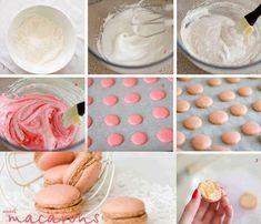Pour passer un bon Friandises et biscuits avec vos amis, voici une recette pour faire Macarons.