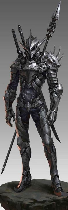 I totally want to make a character that looks like that... could be one of my Wild Hunt, actually