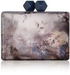 Pin for Later: Fabulous Fashion Accessories That Make Gorgeous Gifts  Coast Winter Floral Sparkle Clutch (£55)