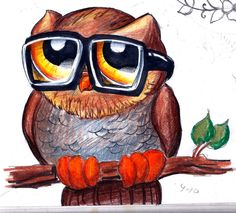 tootsie pop owl | owl by ~JVorndran on deviantART