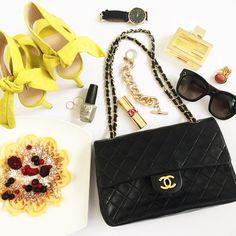 chanel-2.55-bag-black-zara-shoes-celine-sunglasses-larsson&jennings-sunglasses-ysl-arty-ring-opi-nailpolish-fendi-perfume