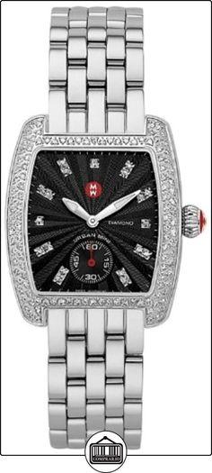 Reloj de mujer de diamantes Mini Urban Michele MWW02A000403 (reloj de pulsera) reloj de pulsera  ✿ Relojes para mujer - (Lujo) ✿