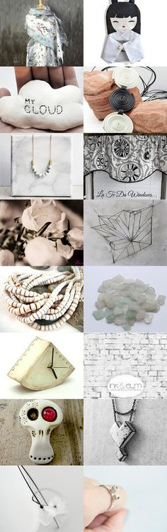 Almost white by Joanna Potepa on Etsy--Pinned with TreasuryPin.com