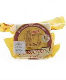 Queso Payoyo Semicurado Cabra 450g. #payoyo #quesos #gourmet