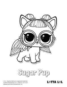 Gambar Mewarnai Lol Surprise Pets : gambar, mewarnai, surprise, Surprise!, Series, Coloring, Pages, Pages,, Dolls