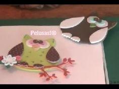 ▶ Pelusas!® Boekenlegger Uil - YouTube