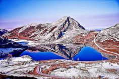 """""""Lagos de Covadonga #Asturias""""   #AndandoPorEspaña foto de Fernando S.M"""