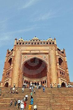 Pictures of Buland Darwaza images, pictures of Fatehpur Sikri Images