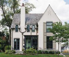 Exterior Paint Colours For House Cottage Shutters 40 Ideas Exterior Paint Colors For House, Paint Colors For Home, House Colors, Paint Colours, Style At Home, House Paint Color Combination, Industrial Interiors, Industrial Windows, Modern Industrial