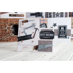 Craftwork Cards Man Made Collection (359815) | Create and Craft