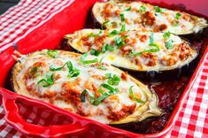 We have talked about the general dieting principles for fatty liver in a previous article, but even when you know exactly what you should eat and what you should avoid, you might still end up one d… Fatty Liver Diet, Healthy Liver, Healthy Eating, Liver Recipes, Georgie, Eggplant Parmesan, Baked Eggplant, Eggplant Recipes, Cooking Recipes