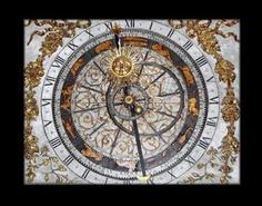 Reloj de sol de la catedral de Lyon (Francia)