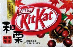 KitKat Chestnut - Japan