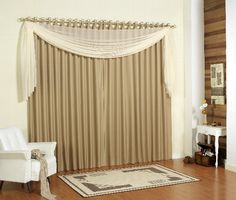 cortinas para sala - Pesquisa Google