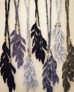 Gift Alert: The Silk Leaf Necklace is almost out of stock! Whether for yourself…