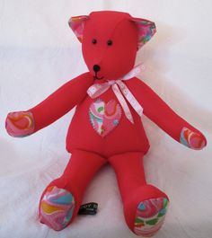 VALENTINE  A sweet bear for your Love by TBearsPicnic on Etsy, $45.00