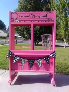 Lemonade Stand ♥on wheels double love
