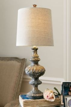 Kendall Table Lamp - Soft Surroundings $145
