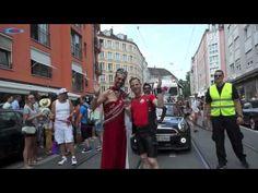CSD Parade München 2015 - Impressionen aus der Müllerstraße