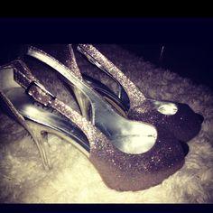 Future Wedding Shoes! Glam!