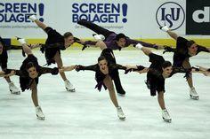 ISU World Synchronized skating Championship 2012 Sweden