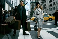 #TBT Sarah Jessica Parker as Carrie Bradshaw and Quintessential New York Style