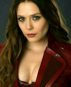 Wanda Maximoff #Scarlet Witch #Elizabeth Olsen