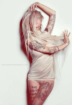 Sara Fabel. #tattooidol