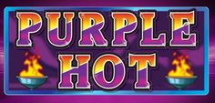 Purple Hot online slot from Playtech is a progressive jackpot slot with a throwback theme to the old classic fruit machines. This no nonsense game will give slot players longing for the simple and fruity a chance to spin some familiar reels.