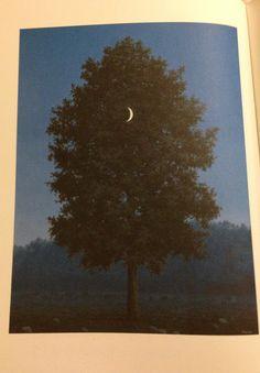 Rene Magritte. Surreal.
