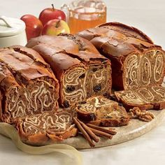 I grew up in Kansas City, Kansas. My mother is Polish and her grandparents came here from Poland. There is a large Polish community in Kansa. Bread Recipes, Cake Recipes, Dessert Recipes, Cooking Recipes, Ukrainian Recipes, Croatian Recipes, Povitica Bread Recipe, Christmas Bread, Gourmet