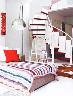 I would love this room for myself <3