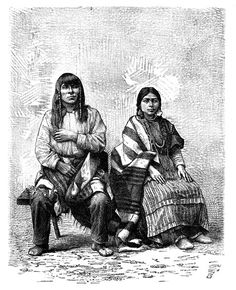 Old Pictures of Southern California   California Indians: Mission Indians of Southern California