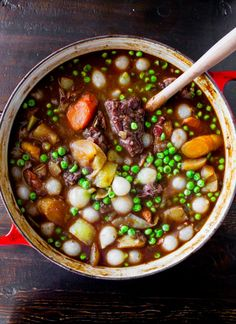 Beef Bourguignon Pot
