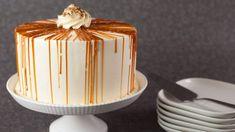 Makes (-inch) layered cake Ingredients Cake 4 cups L) flour 1 tsp ml) baking powder 1 tsp ml) baking soda 1 tbsp ml) cinnamon 1 tsp ml) nutmeg 1 tsp ml) salt 8 eggs 1 ½ cups ml) sugar 1 ½ cups ml) brown sugar 1 ½ […] Cupcake Icing, Cupcake Cakes, Cupcakes, Carrot Recipes, Cake Recipes, Caramel Drip Cake, Carrot Cake Decoration, Carrot Cake With Pineapple, Drizzle Cake