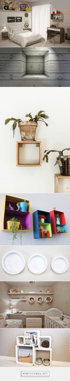 Como fazer NICHOS para quarto? #diy #quarto #decoração #manualidades #decorar